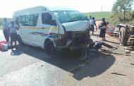 Motor Vehicle Collision in Esnembe, KwaZulu Natal