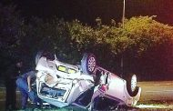 One injured in crash on M4 Ruth First Highway
