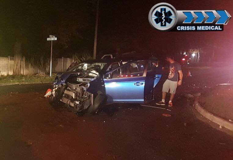 Gran and granddaughter injured in Old Mill smash.