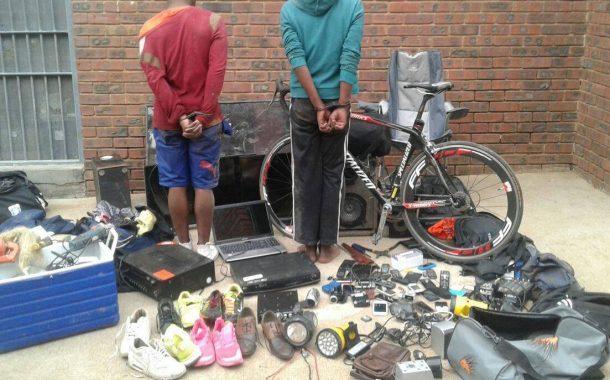 Police crack farm attack and trio crimes syndicate in Limpopo