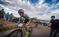 Matthys Beukes and Candice Lill conquer Spionkop
