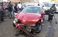1 Killed and 6 injured in collision in Durban CBD