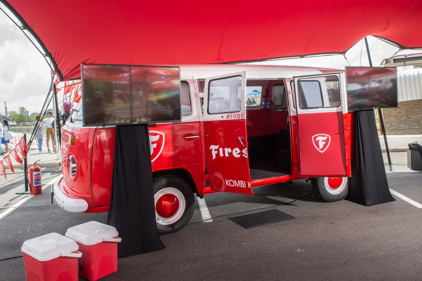 Firestone tunes in to social sharing with its #FirestoneKK Campaign