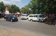 Vanderbijlpark taxi and bakkie collide leaving six injured