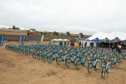 Volkswagen For Good campaign in partnership with Qhubeka puts future in motion