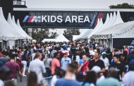 BMW M Festival in SA attracts just under 20,000 visitors at Kyalami Grand Prix Circuit.