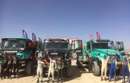 Team De Rooy wins Rallye OiLibya on Goodyear Truck Tyres