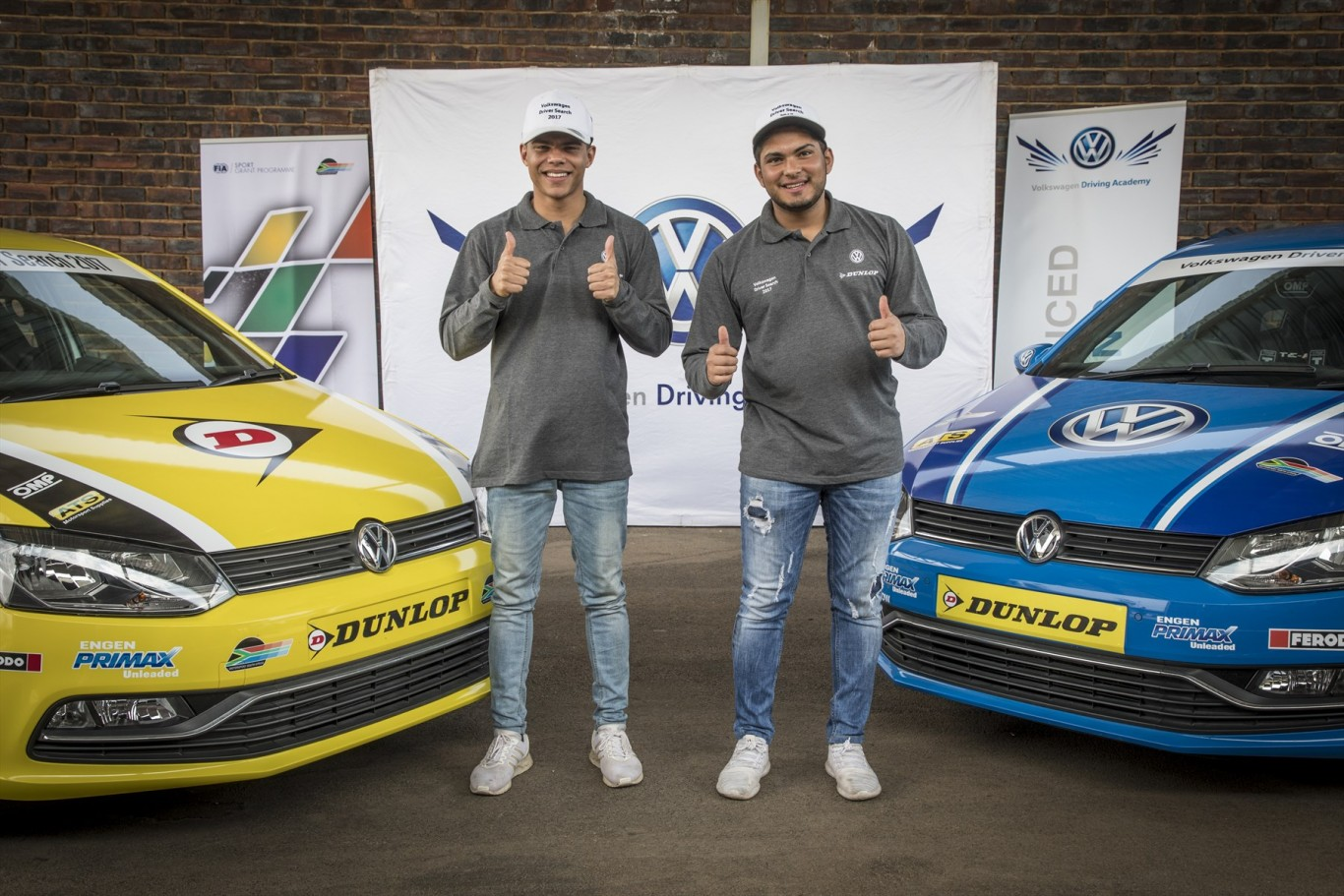 Volkswagen Driver Search: Top Two Finalists to Battle it out at Aldo Scribante Racetrack