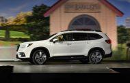 Subaru debuts all-new Ascent 3-Row SUV