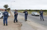 Eastern Cape: Motherwell SAPS Special Crime Prevention Operation