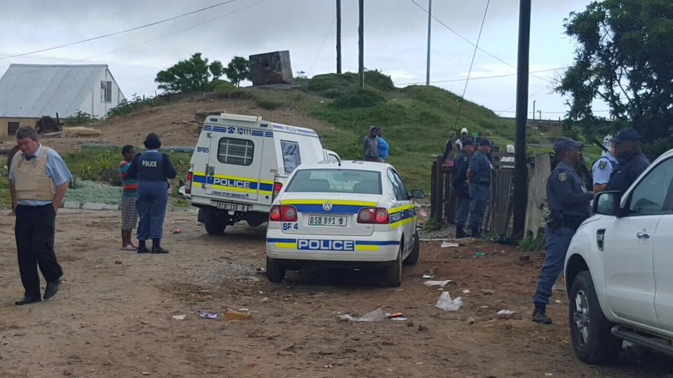 Humansdorp Cluster Commander led operations in three station precincts