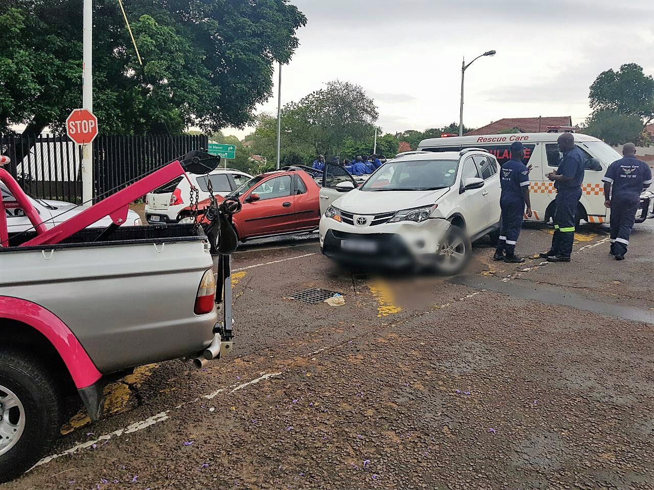1 Injured in Glenwood crash