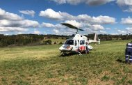 Two patients airlifted following separate quad bike crashes in Gauteng yesterday