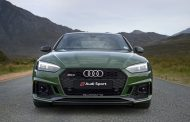 A new form of V6 power: the Audi RS 5 Coupé