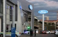 New Ford Dealership Opened in the Heart of Johannesburg