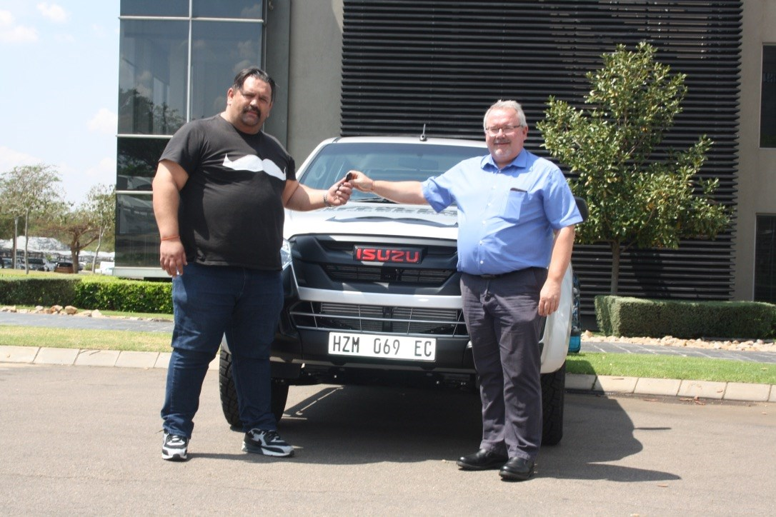 Isuzu Drives Real Conversations through Movember in Support of Healthier South African Men