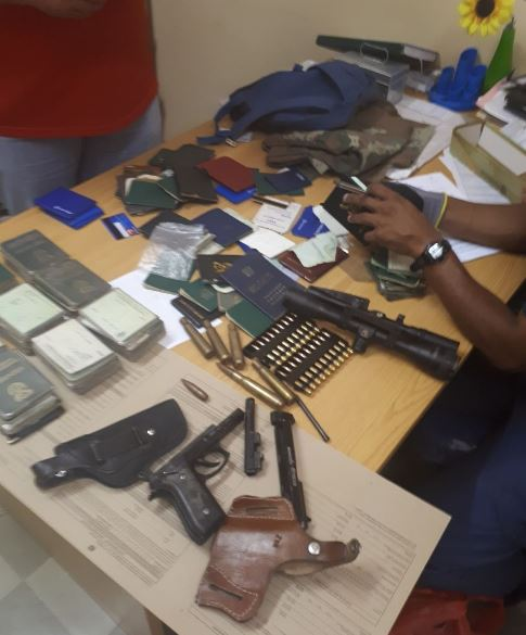 Four suspects arrested in Prieska for money laundering, dealing and possession of drugs