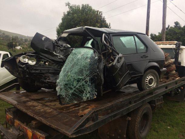 11 injured during head-on collision in Pietermaritzburg