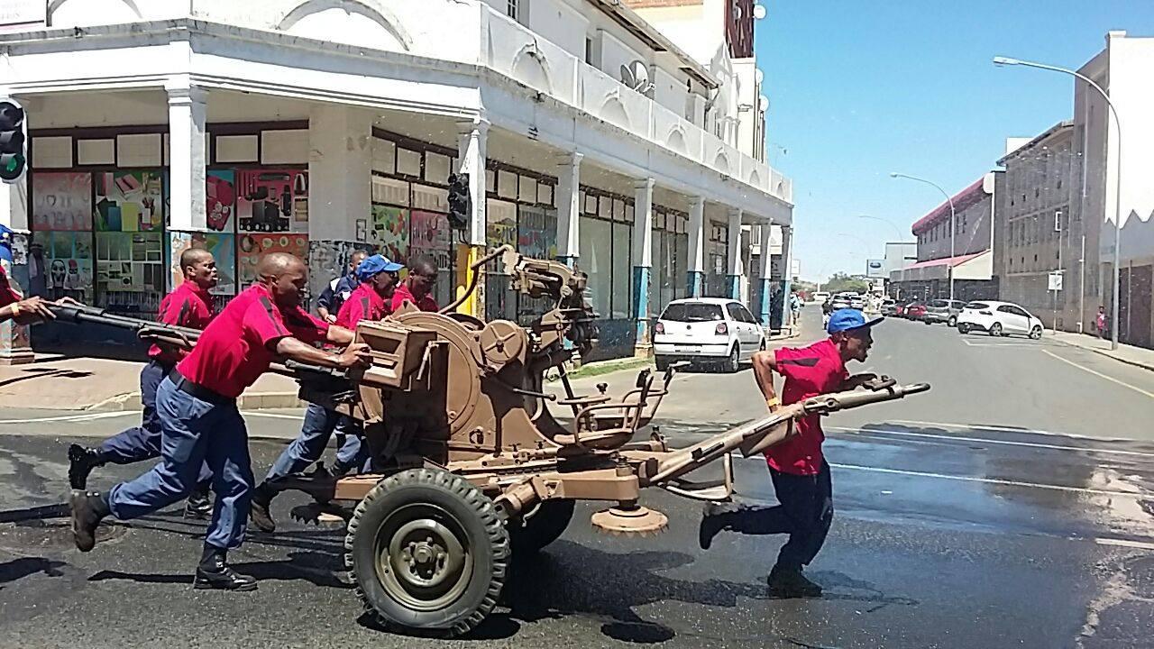 Northern Cape: Annual Gun Run brings safety awareness