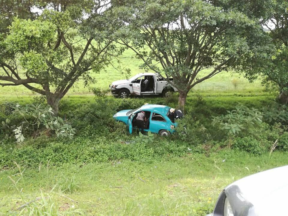 Driver flees scene of road crash in Tongaat