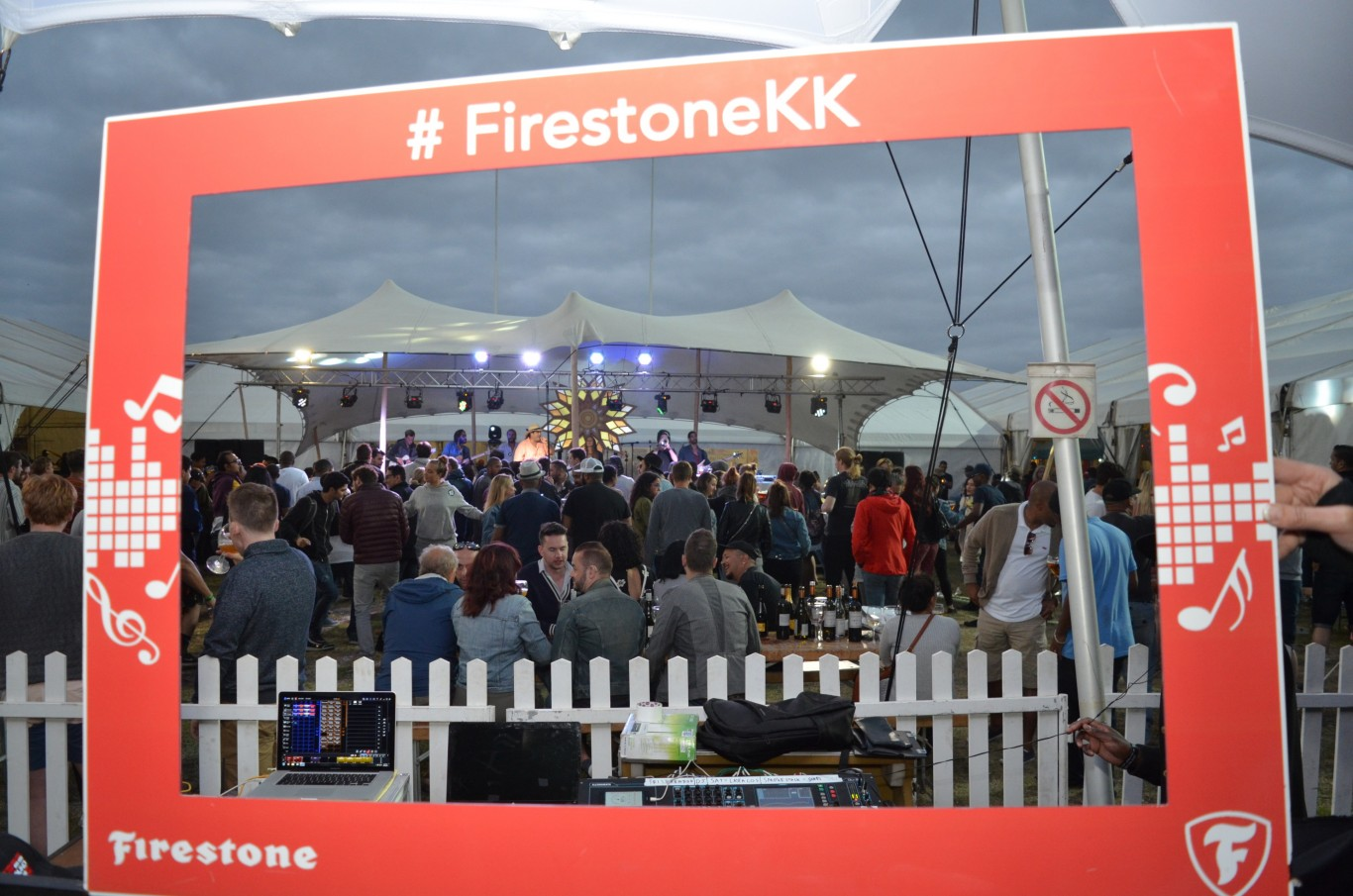 Firestone adds to the beat of CTFOB