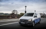 New record: Mercedes-Benz Vans passes the mark of 400,000 units for the first time in 2017