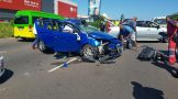 Family Of Four Injured In Car Crash Mt. Edgecombe ,KZN