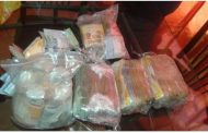 Blow for drug dealers when an undisclosed amount of cash was seized in Ottery, Grassy Park
