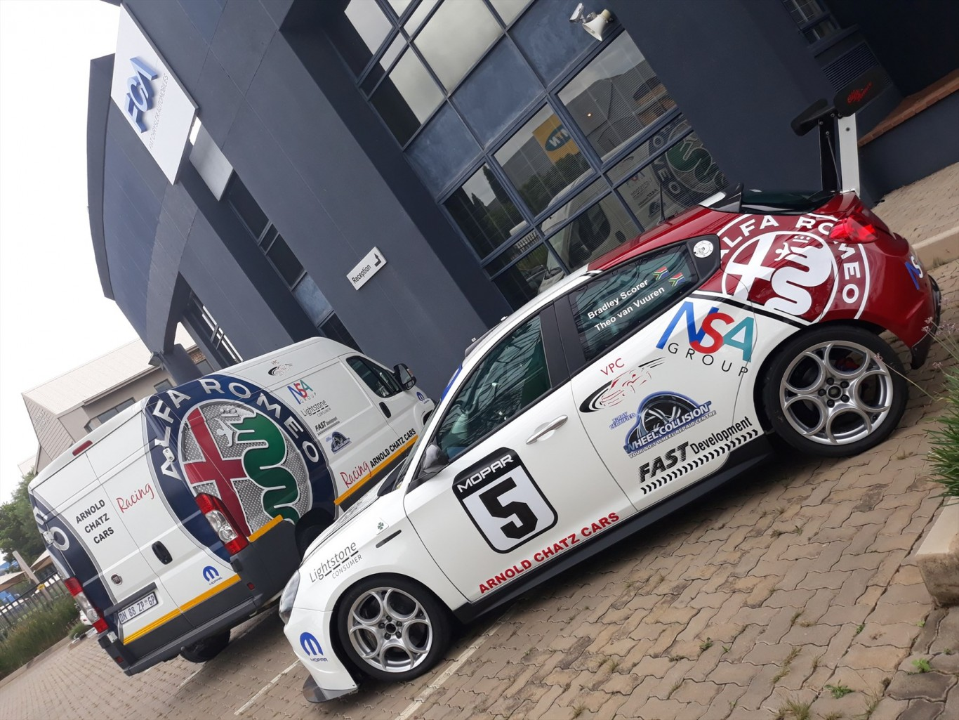 The Alfa Romeo Giulietta Is Heading To Phakisa Raceway