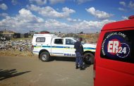 A Body of foetus found in a rubbish dump in Muvhango, Bophelong