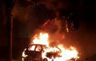 Vehicle Petrol Bombed in Verulam in KwaZulu-Natal