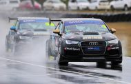 Michael Stephen from Engen Audi takes GTC Championship Lead