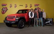 Jeep Wrangler, sponsor of the Rolling Stones No Filter Tour, in Warsaw for tour finale