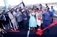 Minister Nzimande opens world class Mt Edgecombe Interchange