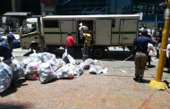 Illicit goods worth of R 5 MIL confiscated by Gauteng Police