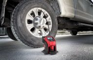 Upat introduces fastest cordless tyre inflator from Milwaukee