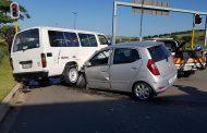 Brake Failure Blamed For Taxi Collision: King Shaka International Airport - KZN