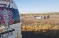 Two injured in vehicle rollover Kimberley