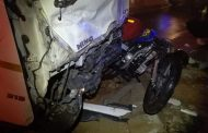 Biker among the injured in a road crash in Fourways