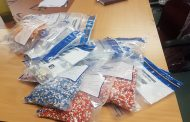 Drugs to the street value of R 250 000.00 were recovered in Bayview
