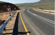Upgrade completed of road between Qudeni and Silutshana in KZN