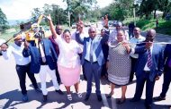 The P49 in Nongoma officially opened