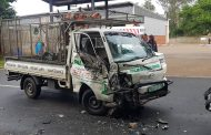 Five Injured In Head-on Collision at Mt Edgecombe, KZN