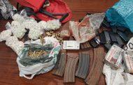 Anti-Gang Unit disarmed criminals in Netreg