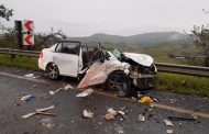 Another four vehicle collision leaves three critical & several others seriously injured
