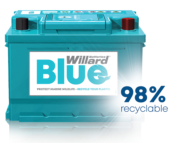 Willard batteries launches limited edition