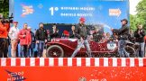 Alfa Romeo triumphs at the 1000 Miglia 2019: 1st and 2nd !