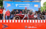 Alfa Romeo triumphs at the 1000 Miglia 2019: 1st and 2nd !