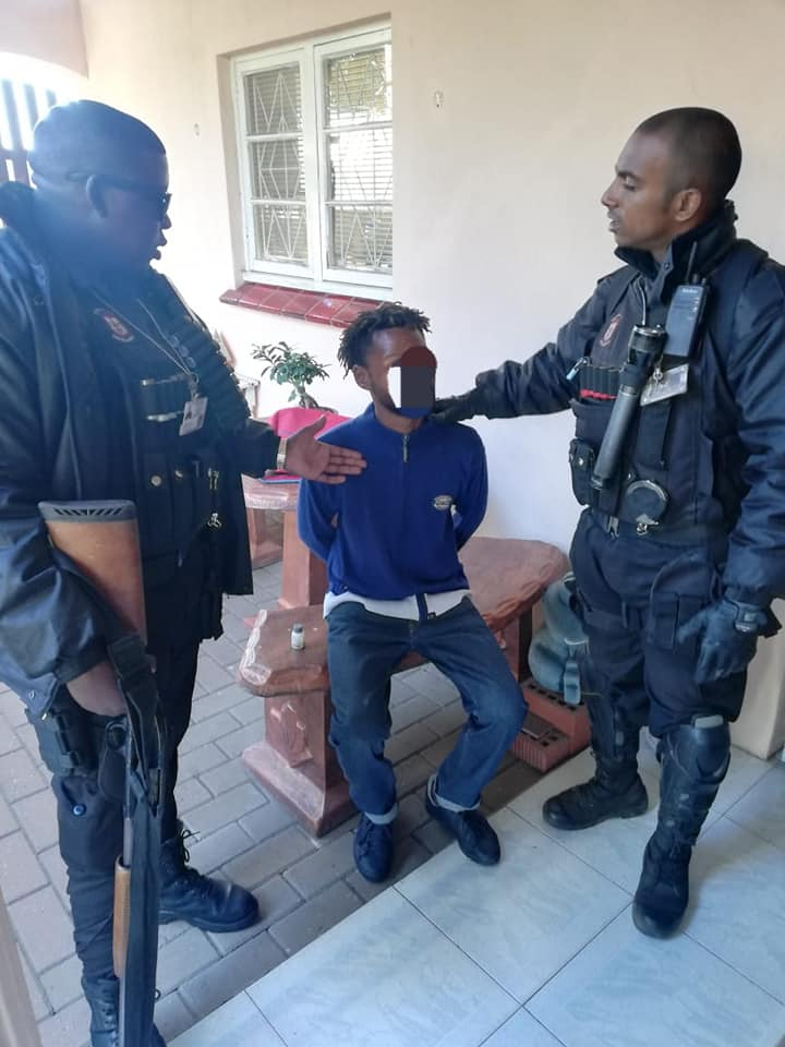 Gardener arrested for theft of jewellery in Missionlands