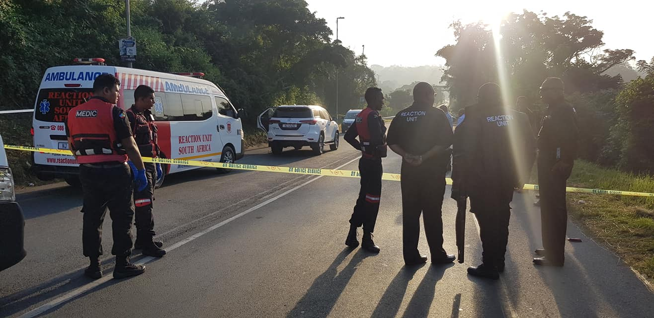 Son witnesses fathers murder in Verulam